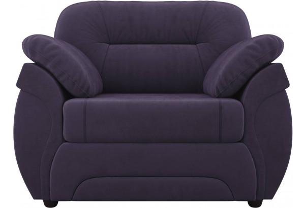 Кресло Бруклин Фиолетовый (Велюр) - фото 2