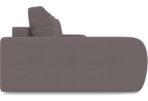 Диван угловой левый «Томас Т2» (Neo 12 (рогожка) коричневый) - фото 4