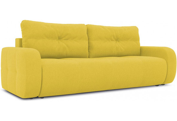Диван «Томас» (Neo 08 (рогожка) желтый) - фото 1
