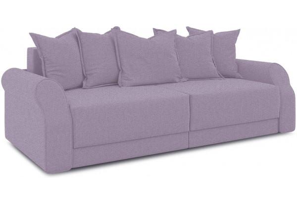Диван «Люксор» (Neo 09 (рогожка) фиолетовый) - фото 1