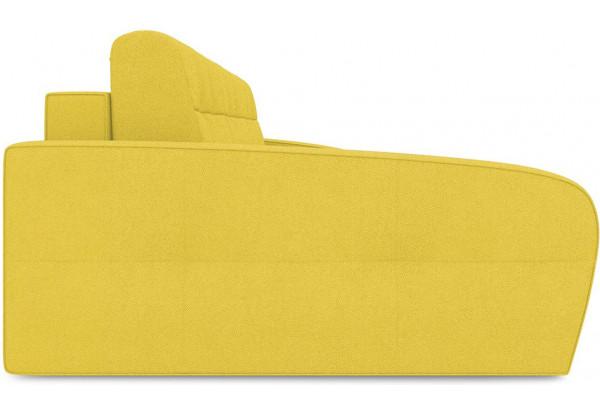 Диван угловой левый «Аспен Т2» (Neo 08 (рогожка) желтый) - фото 5