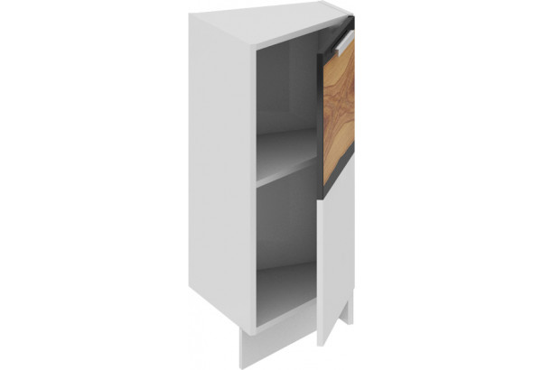 Шкаф напольный нестандартный торцевой (правый) Фэнтези (Вуд) - фото 1