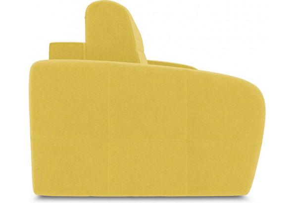 Диван «Аспен Slim» Neo 08 (рогожка) желтый - фото 4
