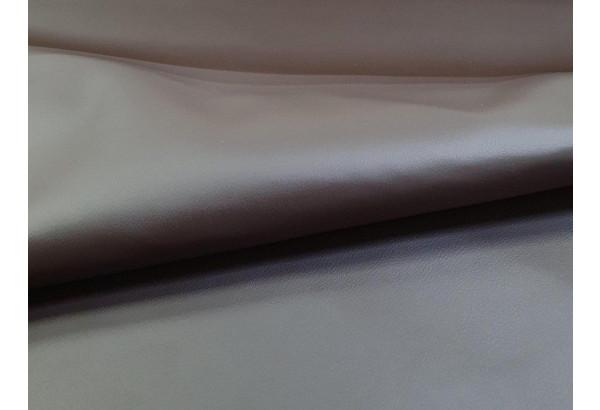 Кресло-кровать Сенатор 60 бежевый/коричневый (Велюр/Экокожа) - фото 9