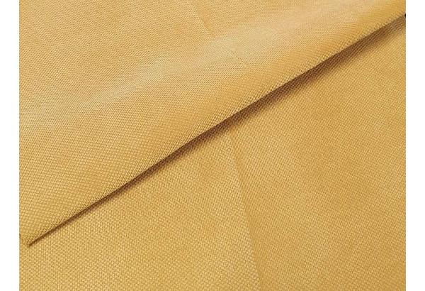 Угловой диван Нэстор прайм Желтый/коричневый (Микровельвет) - фото 9