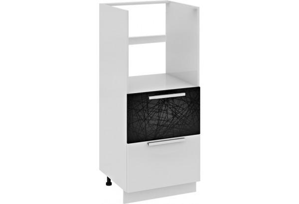 Шкаф комбинированный под бытовую технику с 2-мя ящиками Фэнтези (Лайнс) - фото 2