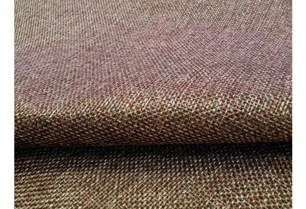 Кухонный угловой диван Вегас коричневый/Серый (Рогожка) - фото 6