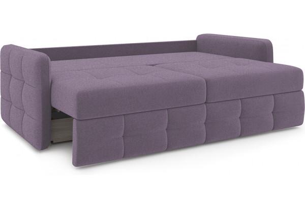 Диван «Райс Slim» Neo 09 (рогожка) фиолетовый - фото 6