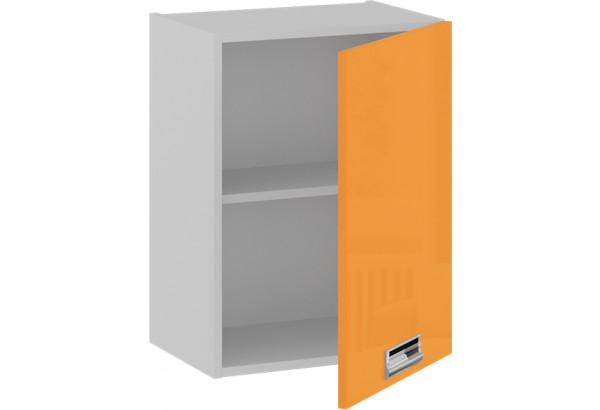 Шкаф навесной (правый) БЬЮТИ (Оранж) 450x323x600 - фото 2