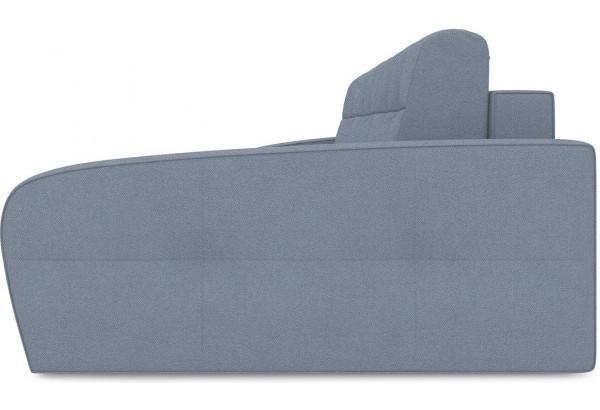 Диван угловой правый «Аспен Т2» (Neo 07 (рогожка) светло-серый) - фото 4