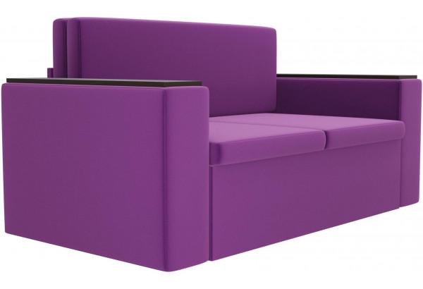 Детский диван Арси Фиолетовый (Микровельвет) - фото 3