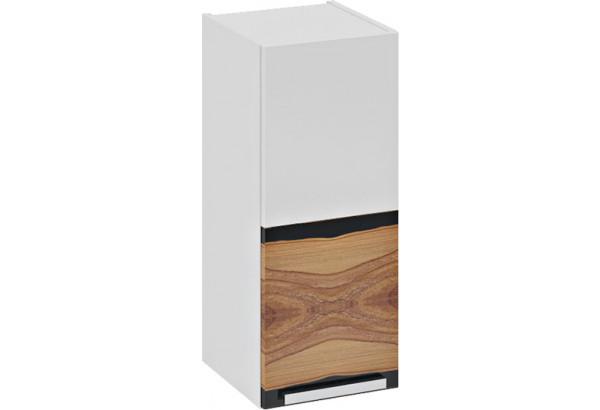 Шкаф навесной (левый) Фэнтези (Вуд) 300x323x720 - фото 2