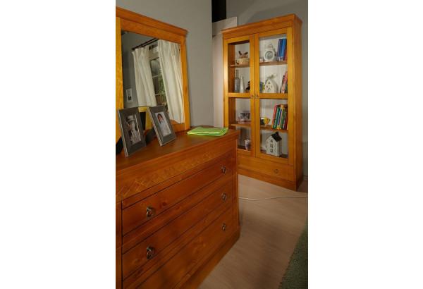 Шкаф книжный - фото 8