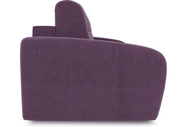 Диван «Аспен» Kolibri Violet (велюр) фиолетовый - фото 3