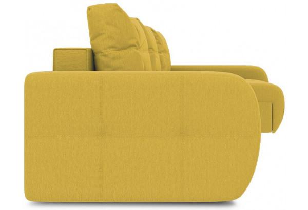 Диван угловой правый «Томас Т2» (Poseidon Curcuma (иск.замша) желтый) - фото 3