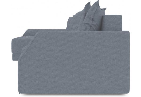 Диван угловой левый «Люксор Slim Т2» (Neo 07 (рогожка) светло-серый) - фото 3