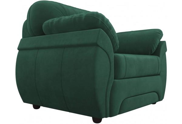 Кресло Бруклин Зеленый (Велюр) - фото 3