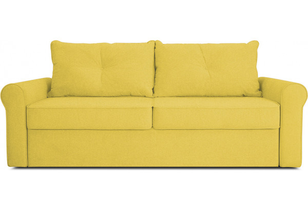 Диван «Синди» Neo 08 (рогожка) желтый - фото 2