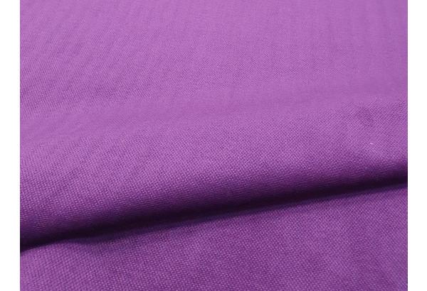 Кухонный диван Метро с углом Фиолетовый/Черный (Микровельвет) - фото 6