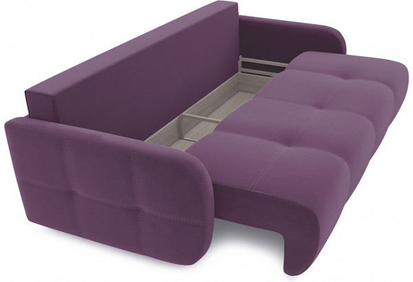 Диван «Томас Slim» Kolibri Violet (велюр) фиолетовый - фото 5