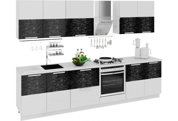 Кухонный гарнитур длиной - 300 см (со шкафом НБ) Фэнтези (Лайнс) - фото 1