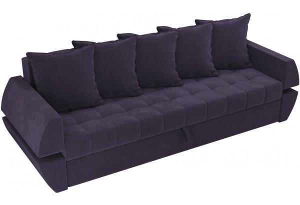 Диван прямой Атлант Т Фиолетовый (Велюр) - фото 4