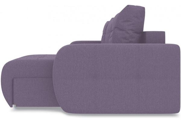 Диван угловой правый «Томас Т1» (Neo 09 (рогожка) фиолетовый) - фото 3