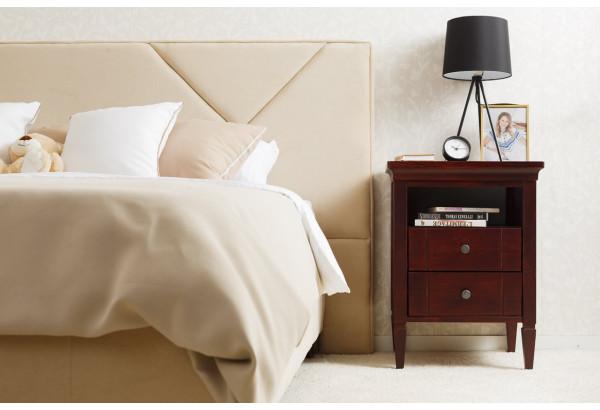 Кровать мягкая Дания №7 - фото 4