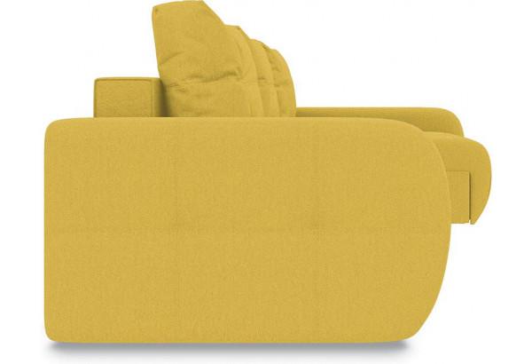 Диван угловой правый «Томас Т2» (Neo 08 (рогожка) желтый) - фото 3