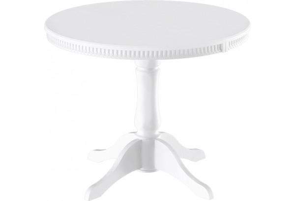 Стол обеденный «Орландо Т1» исп.2 (Белый матовый) - фото 3