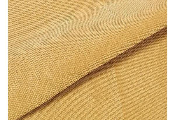 Угловой модульный диван Холидей Люкс Желтый (Микровельвет) - фото 9