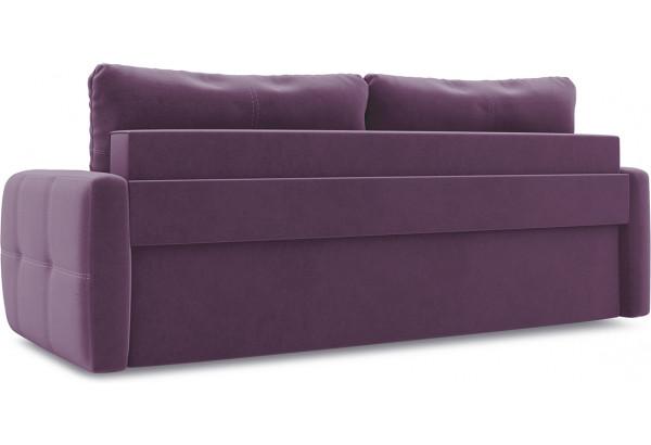 Диван «Томас Slim» Kolibri Violet (велюр) фиолетовый - фото 3