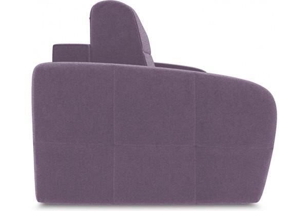 Диван «Аспен Slim» Neo 09 (рогожка) фиолетовый - фото 4