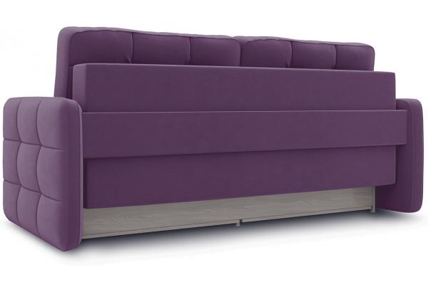 Диван «Райс Slim» Kolibri Violet (велюр) фиолетовый - фото 3