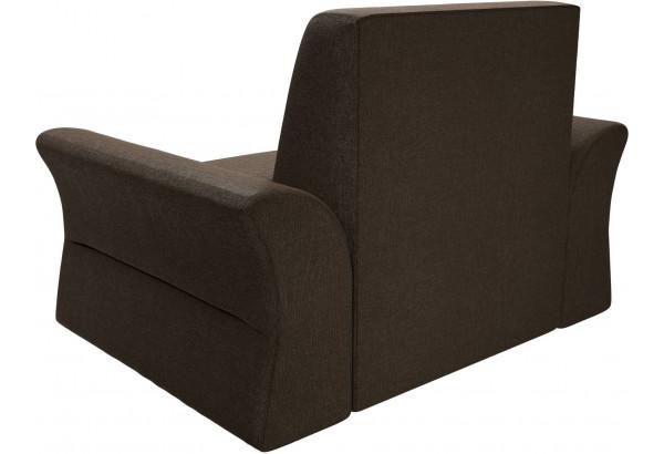 Кресло Клайд Коричневый (Рогожка) - фото 5