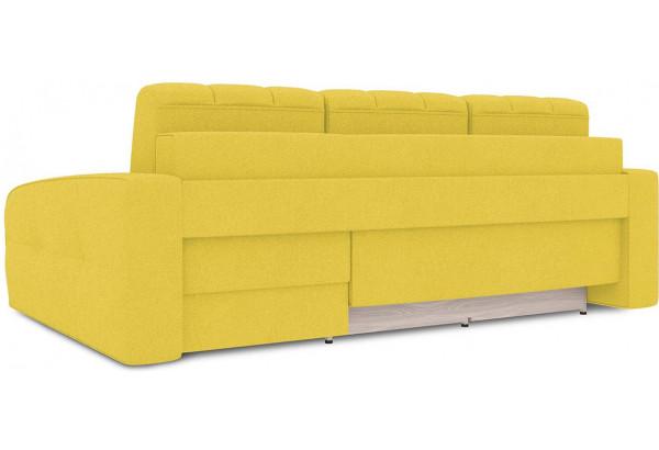 Диван угловой правый «Аспен Т2» (Neo 08 (рогожка) желтый) - фото 5
