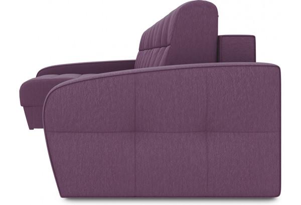 Диван угловой левый «Аспен Т2» (Kolibri Violet (велюр) фиолетовый) - фото 3