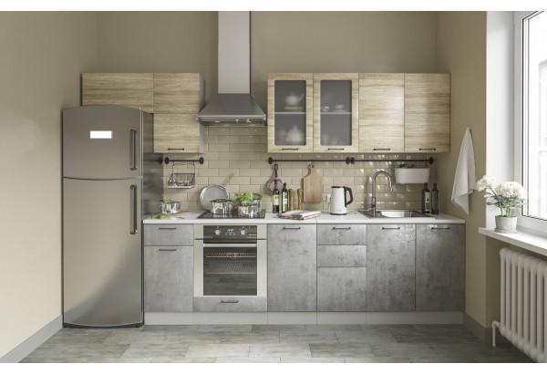 "Кухня ""Лофт"" 3,2 м (модульная система) - фото 2"