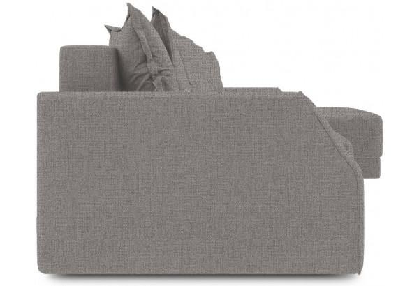 Диван угловой правый «Люксор Slim Т1» (Levis 25 (рогожка) Светло - коричневый) - фото 3