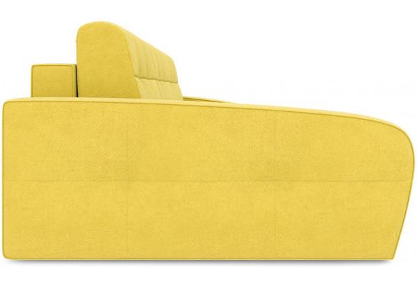 Диван угловой левый «Аспен Т2» (Maserati 11(велюр),желтый) - фото 4