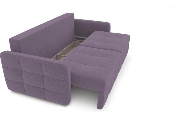 Диван «Райс Slim» Neo 09 (рогожка) фиолетовый - фото 5