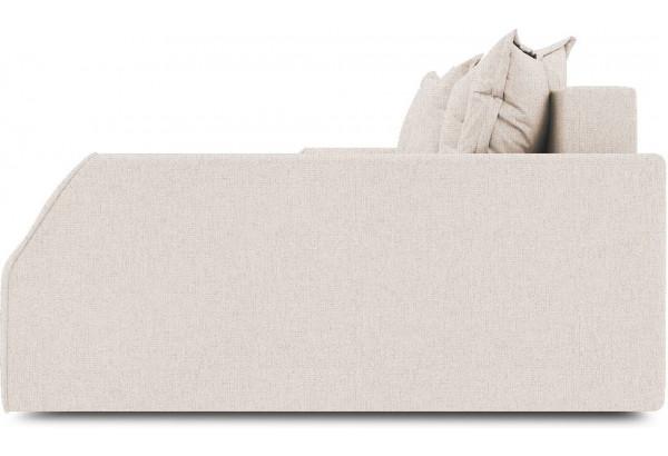 Диван угловой правый «Люксор Slim Т2» (Levis 14 (рогожка) Бежевый) - фото 5