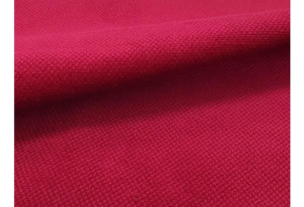 Угловой диван Сенатор красный/Черный (Микровельвет) - фото 5