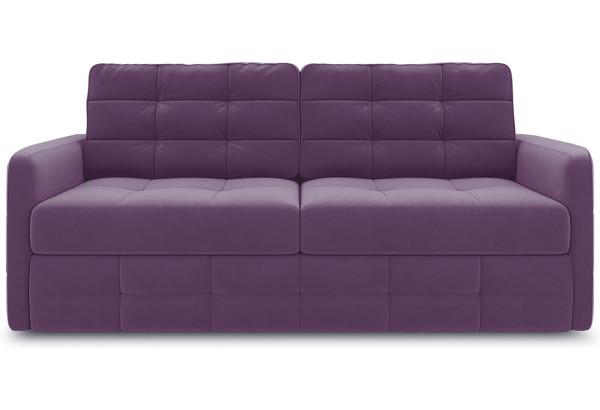 Диван «Райс Slim» Kolibri Violet (велюр) фиолетовый - фото 2