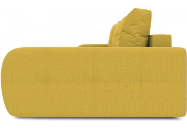 Диван угловой правый «Томас Т2» (Poseidon Curcuma (иск.замша) желтый) - фото 5
