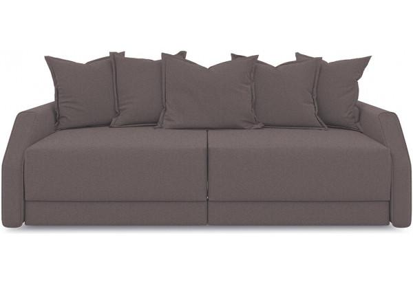 Диван «Люксор Slim» Neo 12 (рогожка) коричневый - фото 2