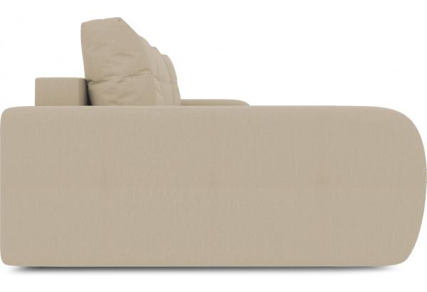 Диван угловой левый «Томас Slim Т2» (Poseidon Latte (иск.замша) коричнево-бежевый) - фото 5
