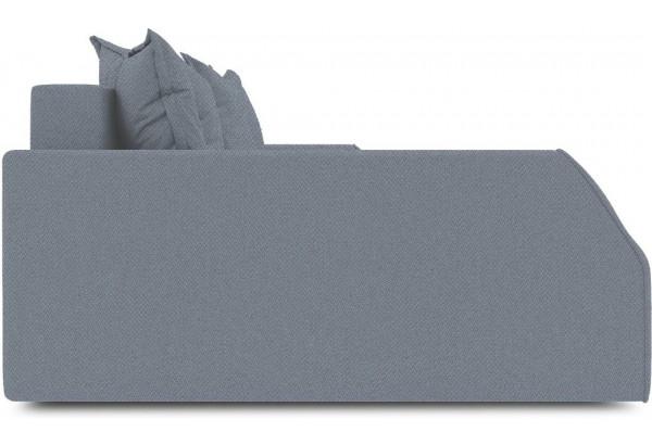 Диван угловой левый «Люксор Slim Т2» (Neo 07 (рогожка) светло-серый) - фото 5
