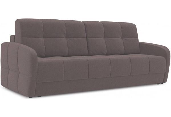 Диван «Аспен Slim» Neo 12 (рогожка) коричневый - фото 1
