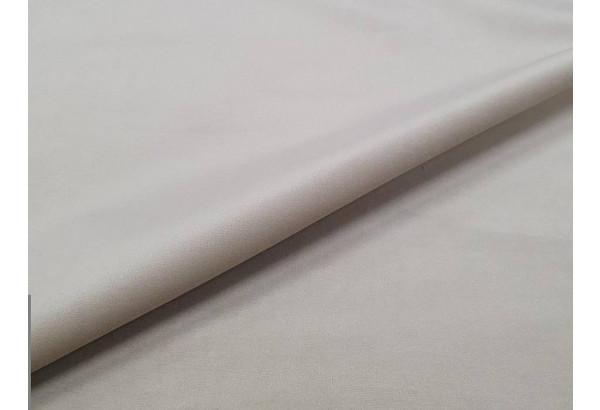 Кухонный угловой диван Лотос голубой/бежевый (Велюр) - фото 7